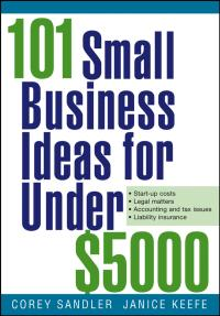 101 Small Business Ideas For Under