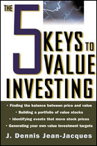 5 Keys To Value Investing