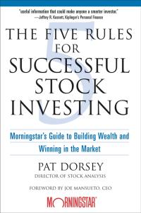 5 Rules For Successful Stock Investing