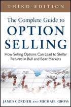 Complete Guide to Option Selling 3rd Ed