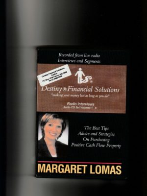 Radio Interviews with Margaret Lomas – 6 CD set
