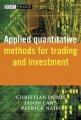 Applied Quantitative,Trading