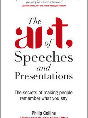The Art of Speeches & Presentations