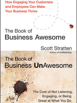 Book of Business Awesome/ Book of Business Unawesome