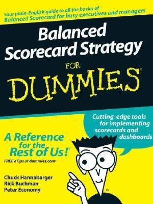Balanced Scorecard Strategy For Dum