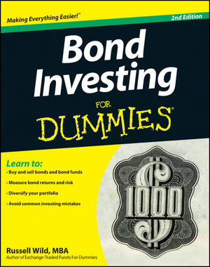 Bond Investing For Dummies 2nd Ed