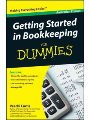 Getting Started In Bookkeeping Dumm
