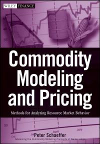 Commodity Modelling & Pricing
