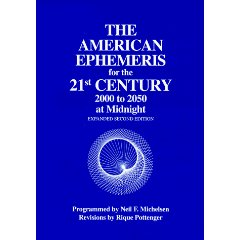 American Ephemeris For 21st Century