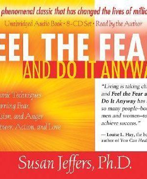 Feel The Fear & Do It Anyway – Cd