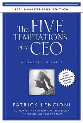 Five Temptations Of A Ceo  Cd
