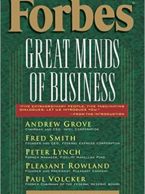 Forbes Great Minds Of Business