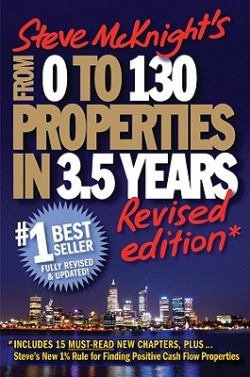 From 0 to 130 Properties in 3.5 Yrs