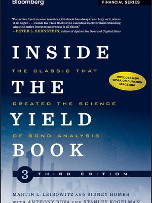 Inside the Yield Book 3rd Ed