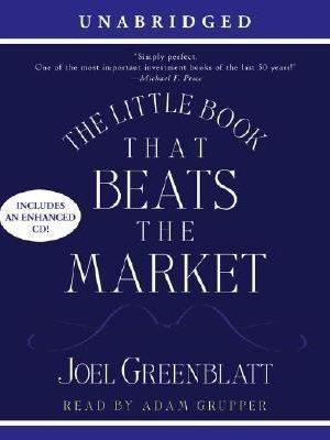 Little Book Beats The Market Audio