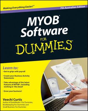 Myob Software For Dummies