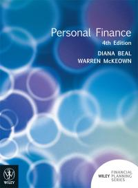 Personal Finance 4th Edition