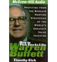 How to Pick Stocks Like Warren Buffett CD