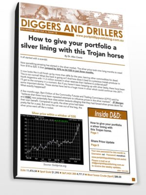 Diggers and Drillers Newsletter