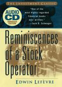 Reminiscences of a Stock Operator Audio CD