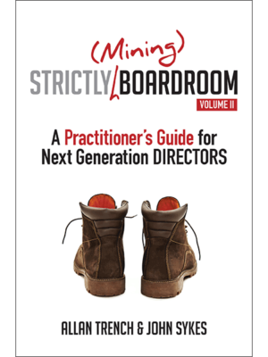 Strictly (Mining) Boardroom
