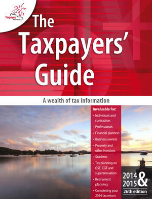 Taxpayers Guide 2014/2015