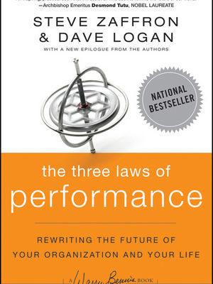 Three Laws Of Performance – HB