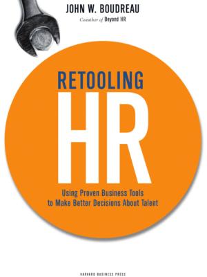 Retooling HR