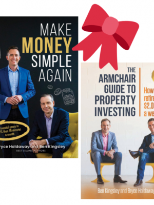 Make Money Simple Again & The Armchair Guide to Property Investing