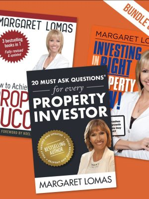 Margaret Lomas Book Bundle