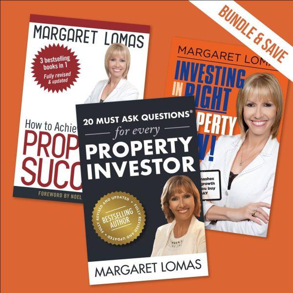 Margaret Lomas Book Bundle