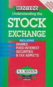 Renton's Understanding the Stock Exchange 1st Edition – 1992