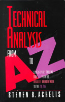 Technical Analysis from A to Z – first edition
