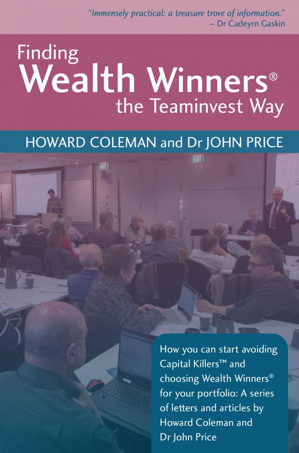 Finding Wealth Winners the Teaminvest Way